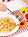 cozinha salada molho de ketchup jam dip clipe bacia copo pires loucas (cor aleatoria)