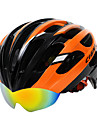 GIGNA 자전거 헬멧 싸이클링 27 통풍구 조절가능 산 탄소 섬유 +EPS 산악 사이클링 도로 사이클링 사이클링