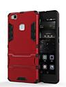 케이스 제품 화웨이 P9 화웨이 P9 라이트 화웨이 5S를 즐길 수 화웨이 P8 Huawei 화웨이 P8 라이트 화웨이 명예 5 배 화웨이 메이트 (8) P9 Lite P9 P8 Lite P8 Mate 8 화웨이 케이스 충격방지 스탠드 뒷면 커버