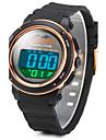 SKMEI Муж. Спортивные часы Наручные часы электронные часы Цифровой Будильник Календарь Работает от солнечной энергии Защита от влаги