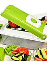 Stainless Steel Creative Kitchen Gadget Vegetable Cutter & Slicer