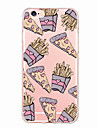 For iPhone 7 iPhone SE/5s/5 TPU Back Cover