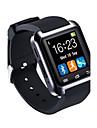 Men\'s Sport Watch Smart Watch Wrist watch Digital Remote Control LED Rubber Band Charm Luxury Black White Red