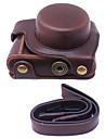 dengpin® пу кожаный чехол для камеры сумка чехол для Panasonic GF8 12-32mm объектив (ассорти цветов)