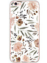 Pattern Flowers PC Hard Case Back Cover Foundas Capa For Apple iPhone 6s Plus/6 Plus/iPhone 6s/6/iPhone 5/5s/SE