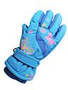 Лыжные перчатки Детские Сохраняет тепло Катание на лыжах