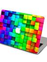 1 piece Anti-Rayures Geometrique En Plastique Transparent Decalcomanie Extra Fin Mat PourMacBook Pro 15\'\' with Retina MacBook Pro 15 \'\'