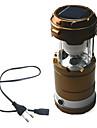 Lanternas e Luzes de Tenda LED 300 lm 2 Modo - Com Carregador Recarregavel Tamanho Compacto Emergencia Campismo / Escursao /