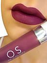 립글로즈 젖은 카키 쉬머의 번쩍 이는 글로스 / 색깔있는 글로스 / 습기 / 지속 시간 / 천연 / 통기성 실버 / 레드 / 오렌지 / 버건디 / 골드 / 노란색 / 머스타드 / 워터멜론 / 로즈 1pcs others