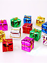 12PCS Christmas Decoration Gifts Role Ofing Christmas Tree Ornaments Christmas Gift Color Random
