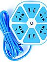 Home Charger USB Charger US Plug / EU Plug Multi Ports 4 USB Ports 2.1 A / 2.5 A / 1 A