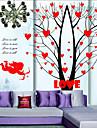 Vida Imovel Wall Stickers Autocolantes de Avioes para Parede Autocolantes de Parede Decorativos / Autocolantes de Casamento,PVC Material