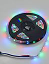 5м smd2835 цвет 60led RGB / м не водонепроницаемый гибкий свет прокладки (DC12V)