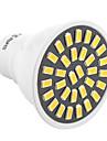 YWXLIGHT® 1st 7 W 500-700 lm GU10 LED-spotlights T 32 LED-pärlor SMD 5733 Dekorativ Varmvit Kallvit 220-240 V 110-130 V / 1 st / RoHs