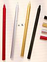 Caneta Caneta Canetas Gel Caneta, Plastico Vermelho Preto Azul cores de tinta For material escolar Material de escritorio Pacote de