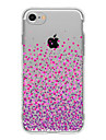 Purple dot TPU Case For Iphone 7 7Plus 6S/6 6Plus/5 5S SE iPhone Cases