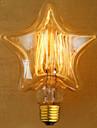 edison желтый свет украшение ретро вольфрамовый источник света лампы (e27 40w)