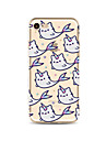 Lovely Unicorn TPU Soft Case Cover for apple iPhone 7 7 Plus iPhone 6 6 Plus iPhone 5 5C iPhone 4