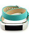 Watch Band for Fitbit Alta Fitbit Classic Buckle Leather Wrist Strap