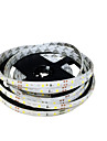 ZDM® 5m Flexible LED Light Strips LEDs 3528 SMD Warm White / White / Red Cuttable / Linkable / Self-adhesive 12 V / IP44