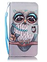 Case For Samsung Galaxy A5(2016) A3(2016) Card Holder Wallet Full Body Cases Owl Hard PU Leather for A5(2016) A3(2016)