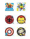 Animaux Mode Noel Stickers muraux Autocollants avion Autocollants muraux decoratifs Autocollants d\'interrupteurs Decoration d\'interieur