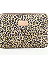 Sleeves for Sleeve Case Leopard Print Textile MacBook Air 13-inch Macbook Pro 13-inch Macbook Air 11-inch Macbook MacBook Pro 13-inch