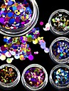 1pcs Glitter & Poudre Glitters / Fashion Lovely Daily