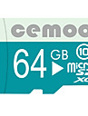 CEMOO 64GB TF cartao Micro SD cartao de memoria class10
