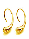 Women\'s Stud Earrings Jewelry Costume Jewelry Gold Drop Jewelry For Wedding Party Daily Casual Sports