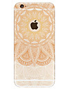 For iPhone 7 iPhone 6 Case Cover Pattern Back Cover Case Mandala Hard Acrylic for Apple iPhone 7 iPhone 6s iPhone 6