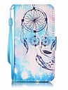 Case For iTouch 5/6 Pattern Full Body Cases PU Leather Hard