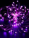 10m String Lights 100 LEDs 3014 SMD Warm White / White / Blue Waterproof 12 V / IP65