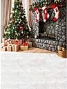 ChristmasTree Background Photo Studio  Photography Backdrops 5x7FT