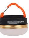 Lanternas e Luzes de Tenda LED lm 3 Modo LED Recarregavel Tamanho Compacto Facil de Transportar Sem Fio Campismo / Escursao /