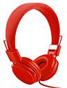EP05 No ouvido / Bandana Com Fio Fones Armadura equilibrada Plastico Celular Fone de ouvido Com Microfone / Isolamento de ruido Fone de