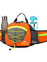 15 L Waist Bag/Waistpack Shoulder Bag Backpack Cycling/Bike Camping & Hiking Traveling Running Jogging Waterproof Reflective Rain-Proof
