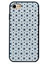 Pour Antichoc Motif Coque Coque Arriere Coque Forme Geometrique Dur Silicone pour AppleiPhone 7 Plus iPhone 7 iPhone 6s Plus/6 Plus