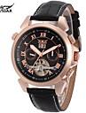 Муж. Спортивные часы Нарядные часы Модные часы Механические часы С автоподзаводом Календарь Крупный циферблат сплав Группа Винтаж