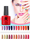 Vernis Gel UV 10 1 Soak Off Gel de Couleur UV Faire tremper Longue Duree