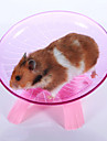 Rodents Hamster Plastic Exercise Wheels Blue Pink
