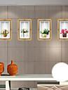 Mode Floral 3D Stickers muraux Autocollants avion Autocollants muraux 3D Autocollants muraux decoratifs, Papier Decoration d\'interieur