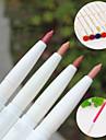 Лайнеры для губ Сухие карандаш Быстровысыхающий Покрытие Консилер Натуральный