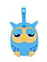Багажная бирка Сигнализатор от утери Аксессуары для багажа для Сигнализатор от утери Аксессуары для багажа Серый Синий Розовый 1 # 2 #