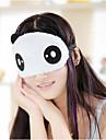 1Pcs Panda Sleeping Eye Mask Nap Eye Shade Cartoon Blindfold Sleep Eyes Cover Sleeping Travel Rest Patch Blinder Random