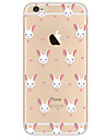 For iPhone 7 Case iPhone 7 Plus Case iPhone 6 Case Case Cover Ultra-thin Pattern Back Cover Case Cartoon Soft TPU for Apple iPhone 7 Plus