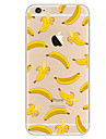 Case For Apple iPhone X iPhone 8 iPhone 6 iPhone 7 Plus iPhone 7 Ultra-thin Pattern Back Cover Fruit Soft TPU for iPhone X iPhone 8 Plus