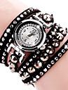 Женские Дети Нарядные часы Модные часы Наручные часы Часы-браслет Имитационная Четырехугольник Часы Имитация Алмазный Кварцевый Материал