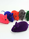 Cat Toy Dog Toy Pet Toys Chew Toy Interactive Squeaking Toy Squeak / Squeaking Mouse Rubber For Pets