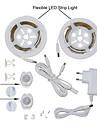 YWXLIGHT® 1 pc LED Night Light Warm White Cold White Waterproof Night Vision